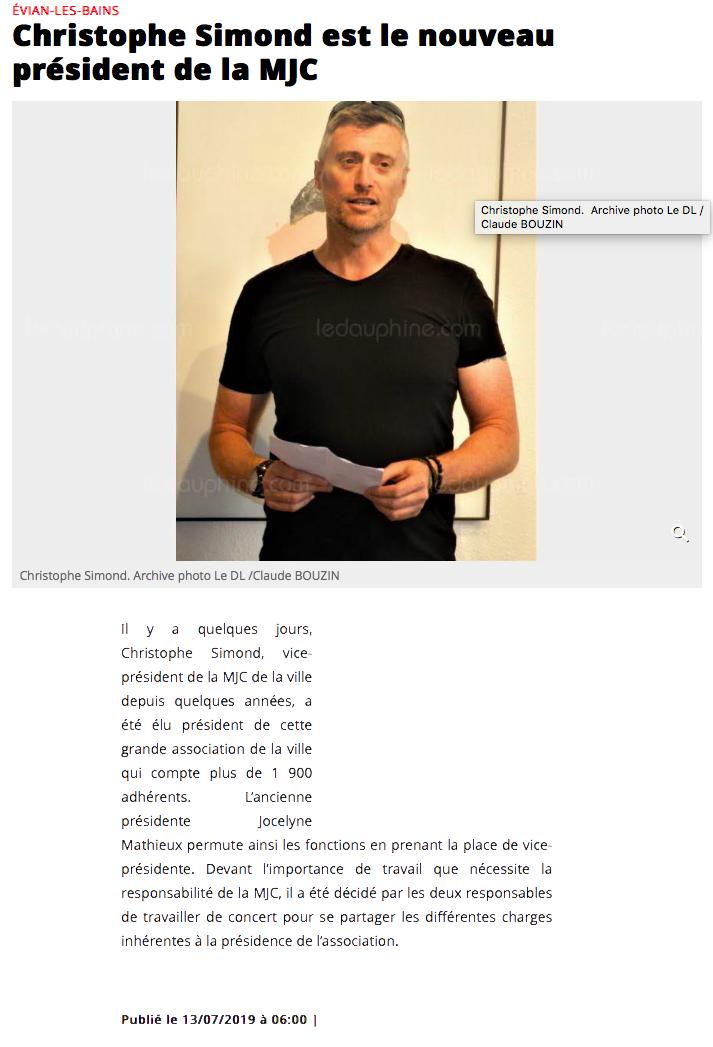 Articlenouveauprésident.13.07.2019
